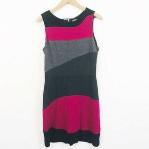 Taylor Colorblock Sheath Dress 8